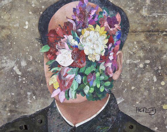 Floral Mind #18 (Mao)